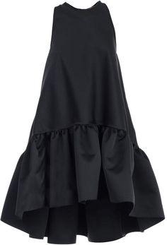 Shop Ruffled Dress and save up to EXPRESS international shipping! 2000s Fashion, Look Fashion, Diy Fashion, Fashion Dresses, Womens Fashion, Fashion Tips, Fashion Design, Petite Fashion, Classy Fashion