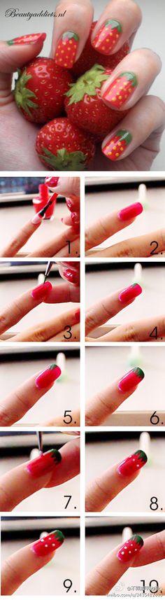tips nail designs Nail Art Diy, Diy Nails, Cute Nails, Pretty Nails, Tina's Nails, Manicure Ideas, Crazy Nail Art, Crazy Nails, Fingernail Designs