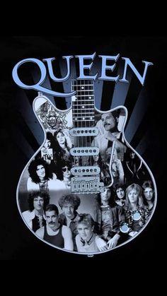 Queen Brian May, I Am A Queen, Queen Photos, Queen Pictures, Pop Rock, Rock And Roll, Great Bands, Cool Bands, Rock Queen