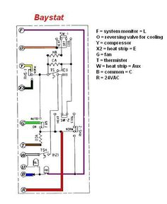 trane weathertron baystat 239 thermostat wiring diagram sony cdx f5710 7 best home theater caixas embutidas images theatre lounge i am replacing a wethertron with 17 contents contributed and discussions participated by