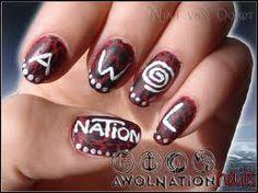 Awolnation Nails