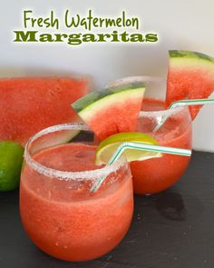 ... fresh watermelon margaritas fresh watermelon margaritas 3 cups fresh