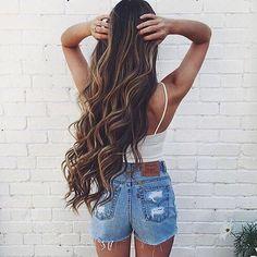 Beautiful hair #beauty