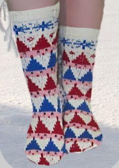 Knit Socks, Knitting Socks, Hand Knitting, Graph Design, Tights, Leggings, Xmas Ideas, Knitting Ideas, Handicraft