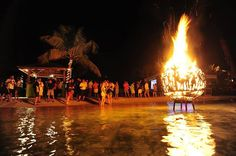 full moon party #BVI #fullmoon party