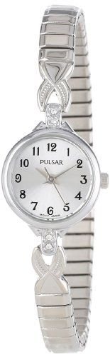 Pulsar Women's PPH549 Expansion Crystal Accented Silver-Tone Stainless Steel Watch Pulsar http://www.amazon.com/dp/B001L1RZNC/ref=cm_sw_r_pi_dp_3i0Itb0FXHMSJZC9