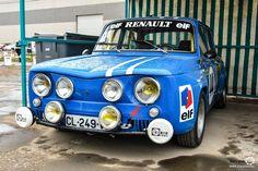 #Renault #R8 #Gordini aux Rétros du Plateau au Neubourg. #MoteuràSouvenirs Reportage complet : http://newsdanciennes.com/2016/04/26/loin-de-croisette-retros-plateau-neubourg/ #Voiture #Ancienne #ClassicCar
