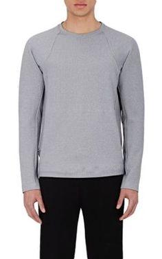 THEORY French Terry Sweatshirt. #theory #cloth #sweatshirt