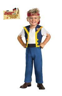 Classic Jake and the Neverland Pirates Costume