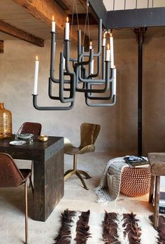 Beauty current chandelier