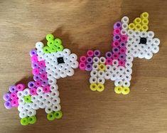 Unicorn Hama Beads
