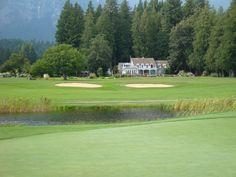 Sandpiper Golf Course, Harrison Mills, BC .. 2009