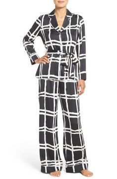 f63ae638eb532 kate spade new york plaid pajamas Womens Pyjama Sets