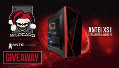 Enter This ANTEi Labs ANTEi XS1 #Gaming #PC #Giveaway!