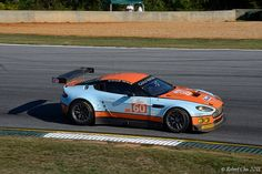 Gulf Aston Martin Vantage