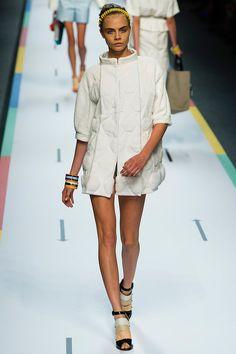 Fendi Spring 2013 — Runway Photo Gallery — Vogue