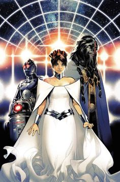 STAR WARS: DOCTOR APHRA #9 & 10