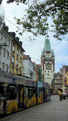 Ich kann nicht Deutsch lernen - allthingseurope: Freiburg, Germany (by oobwoodman)