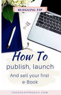 If you are a blogger and you are thinking to publish an e-Book but you have no idea how to do it, you are in te right place! I will show you step by step how to publish, launch and sell your first e-Book & how you can make profit by selling e-Books - For more interesting information you can read the post on my Blog! #digitalproducts #sellyourfirstebook #ebookstips #bloggingtipsforbeginners Interesting Information, Online Entrepreneur, Mobile Marketing, Promote Your Business, Make Money Blogging, Debt, Entrepreneurship, Budgeting, Ebooks