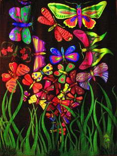 Butterflies by vataa