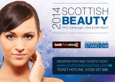 Why not come and see us at our stand D48, at the Scottish Beauty Show in Edinburgh on the 23rd/24th March and try the LF2 machine for FREE. Learn all about our commercial packages an speak to our wonderful sales team. can't wait to see you there. www.lf2.co.uk