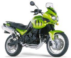 2002 Triumph Tiger #motorcycles #motorbikes #motocicletas