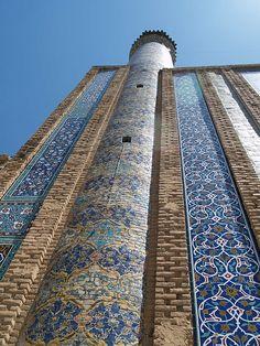 "Skyscrapper Menaret...and waves of ""Azan"" (the call for prayer) off Menaret tallness is tranquilizing"
