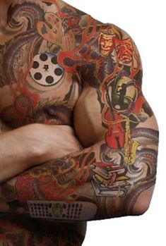 75 Best Tattoos for Men in 2013 | Tattooton
