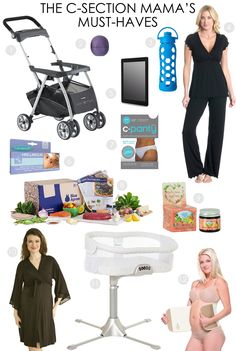 C-Section Must-Haves for Mom - Project Nursery