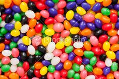 Colorful Jelly Bean Background Royalty Free Stock Photo