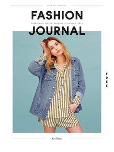 Fashion Journal 167   Go Time