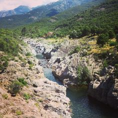 Forete du Fango #Balagne #Corsica