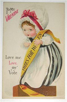 Love your vote in November!