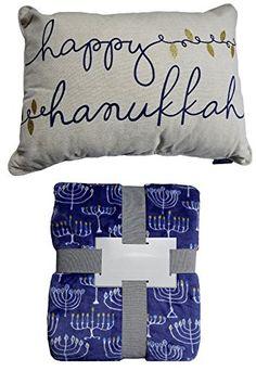 "Blue Menorah 60"" x 70"" Decorative Throw and Happy Hanukka... https://www.amazon.com/dp/B01N9BJIAU/ref=cm_sw_r_pi_dp_x_ZiR3ybKZYF23T"
