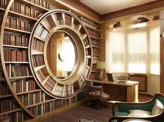 The best cool bookcases images in