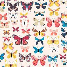 print & pattern: FABRICS - lizzy house