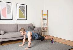 1. Inchworm #cardio #bodyweight #exercises http://greatist.com/fitness/cardio-bodyweight-exercises