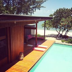 Sofia Coppola's Beach House in Placencia, Belize