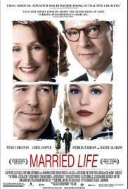 Married Life Movie Online. A 1940s-set drama where an adulterous man plots his wife's death instead of putting her through the humiliation of a divorce.