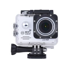 1080P HD 12MP Action Camera Waterproof WiFi Anti Shake Sports Camcorder
