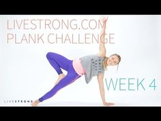"""Plank Challenge Week <a class=""""pintag searchlink"""" data-query=""""%234"""" data-type=""""hashtag"""" href=""""/search/?q=%234&rs=hashtag"""" rel=""""nofollow"""" title=""""#4 search Pinterest"""">#4</a>"""