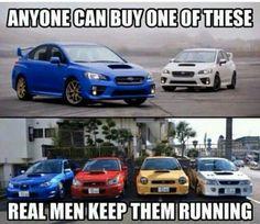 Gotta love elitist f!#%s it's no longer good enough to drive a wrex!