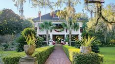 Micanopy, Florida | The smaller the town, the bigger the charm. The Ryman Auditorium sees bigger crowds than these picturesque villages. These tiny towns are worth more than their weight in charm, but you might want to pay special attention to the drive—so you don't miss them! Check out the South's best tiny towns you need to visit now.