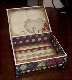 beautiful cigar boxes