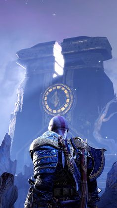 V Games, Video Games, Gow 4, Kratos God Of War, Playstation Games, Norse Mythology, Video Game Characters, Cellphone Wallpaper, Santa Monica