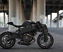 The Ronin 47: If Batman rode a Buell 1125
