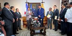 Roberto Rosario promete estudiar denuncia PRM  uso recursos del Estado en campaña PLD y Danilo Medina