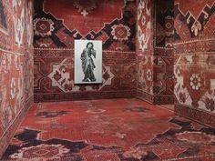 Rudolf Stingel a Palazzo Grassi