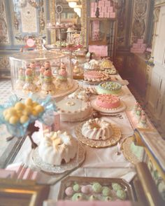 A look inside Mendl's Patisserie from The Grand Budapest Hotel (2014)