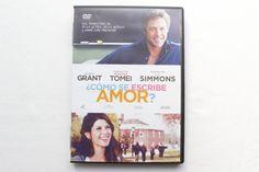 CÓMO SE ESCRIBE AMOR - DVD - HUGH GRANT - MARISA TOMEI - J.K. SIMONS